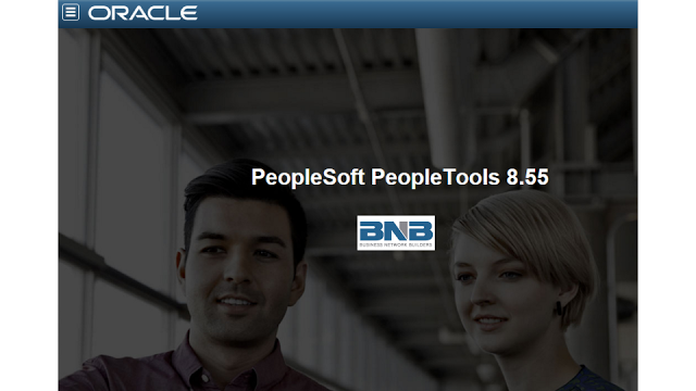 PeopleTools 8.55 – Consultant Review