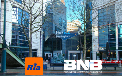 BNB & Ria Money Transfer at UKOUG Apps Conference 2016
