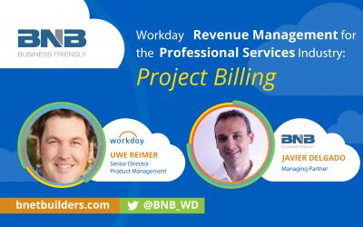 Workday Rising 2017 Insights by BNB
