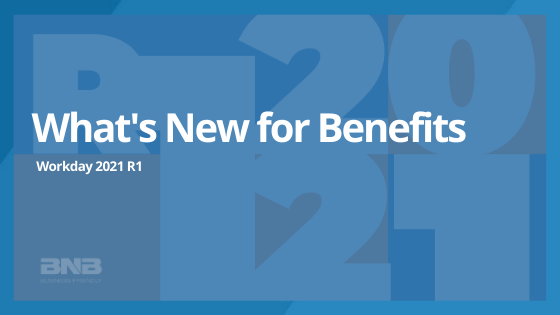 What's new in WD 2021 R1: Benefits