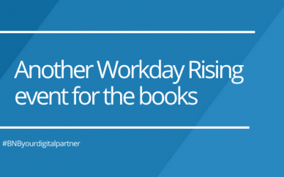 Another Workday Rising event for the books